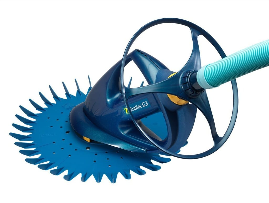 Best Zodiac Baracuda G3 Automatic Pool Cleaner Review