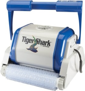 Hayward TigerShark QC RC9990GR considered as a Automatic Pool Cleaner Reviews