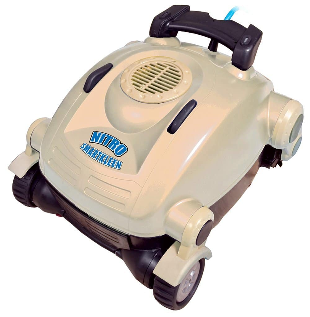 Best robotic pool cleaner reviews 2018 comparisons for Best pool vacuum