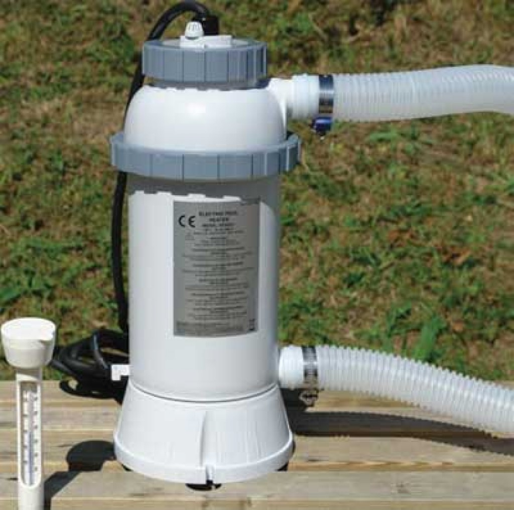 How to Install Above Ground Pool Heaters