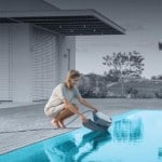 Automatic Pool Cleaner With Lady