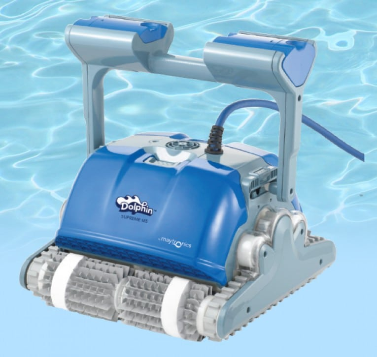 dolphin pool cleaner New