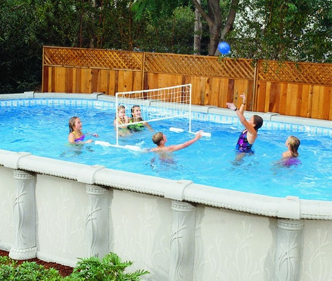expandable pool liner