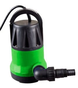Dirt Defender 1250 GPH In-Ground Pool Winter Cover Pump