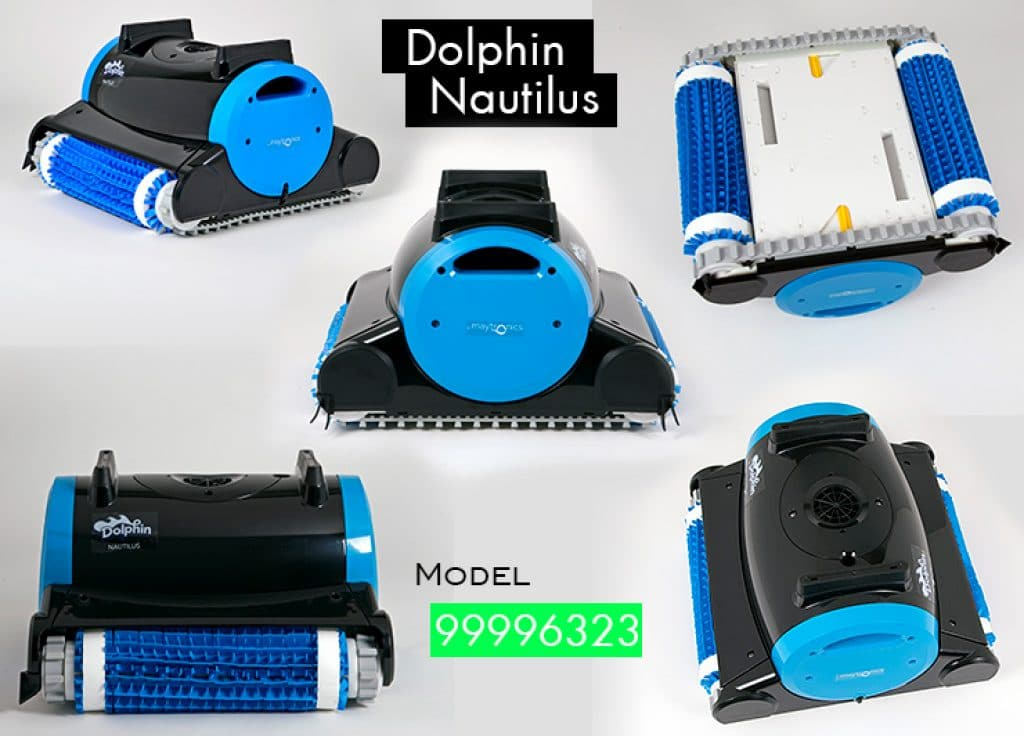 Dolphin 99996323 Nautilus Robotic Pool Cleaner Review