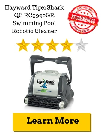 Hayward TigerShark QC RC9990GR Review – Robotic Pool Cleaner