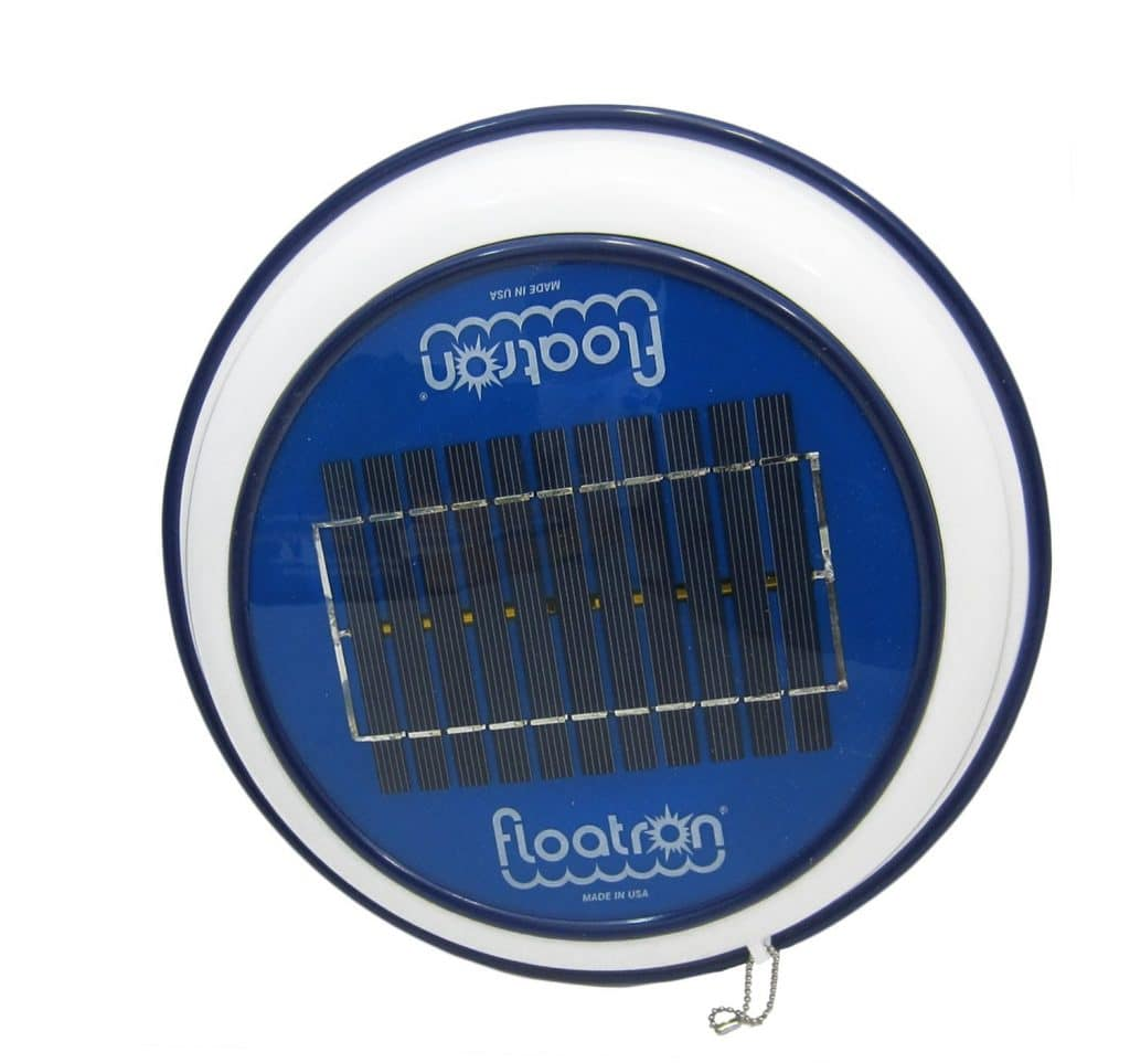 Floatron Solar Powered Natural Pool Cleaner Reviews