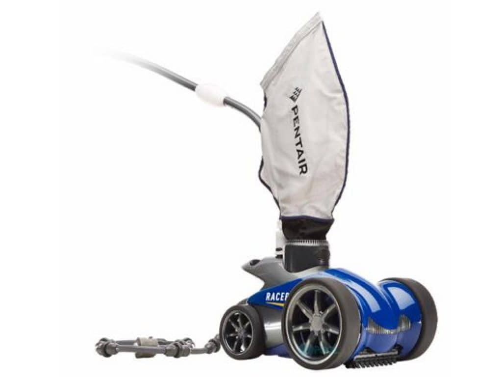 Pentair 360228 Kreepy Krauly Racer Pool Cleaner Review