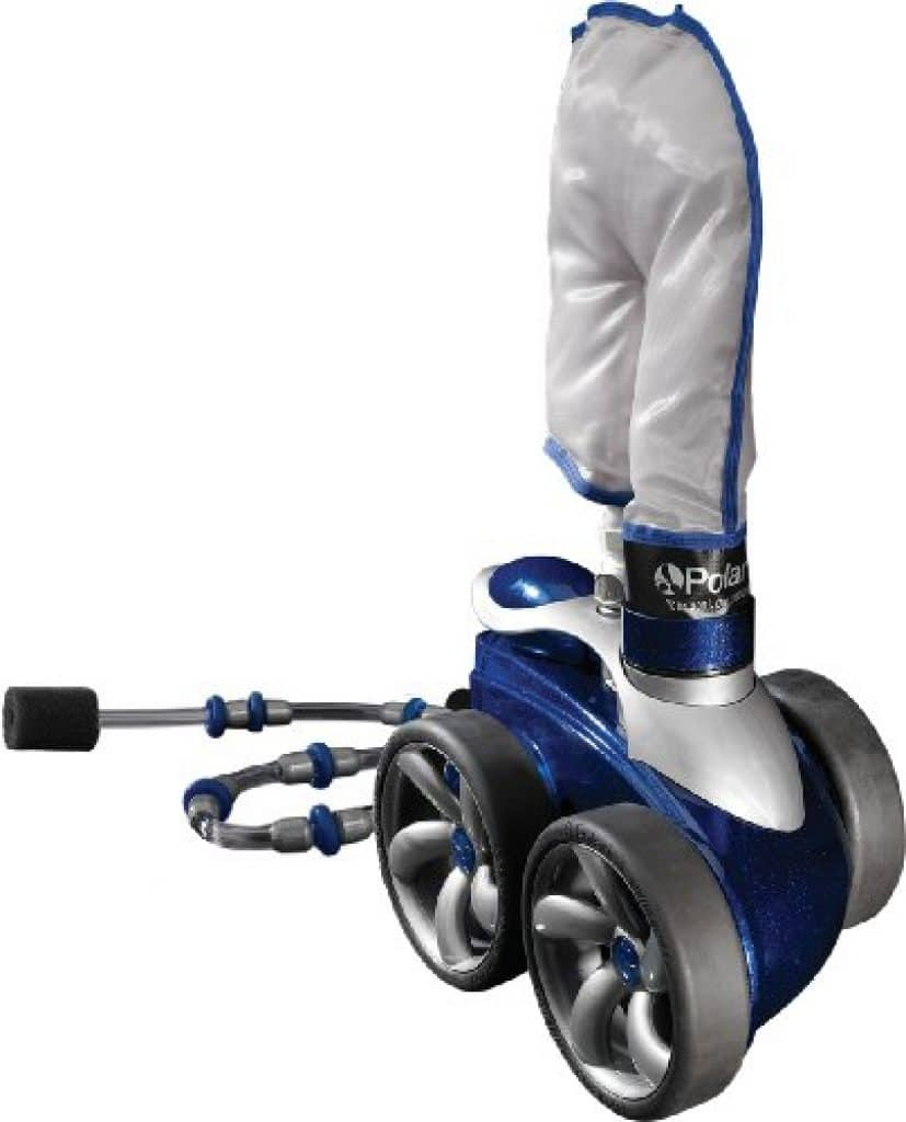 Polaris 3900 Sport Pool Cleaner Review - Vac Sweep