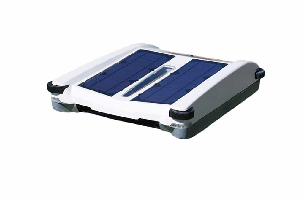 Solar Breeze Robotic Solar Pool Cleaner Reviews