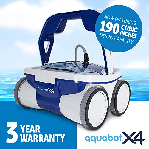 Aquabot Robotic Pool Cleaner Review