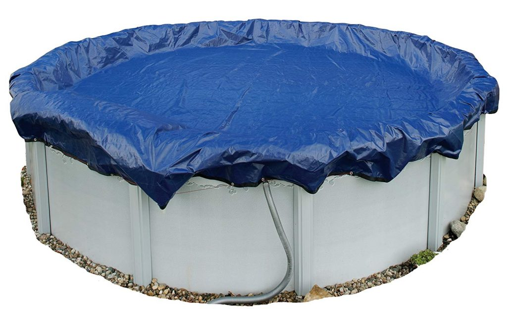 Blue Wave Gold 15-Year 24-ft Round Above Ground Pool Winter Cover