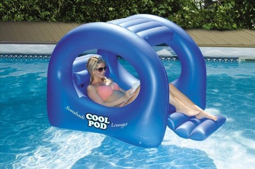 unique pool floats