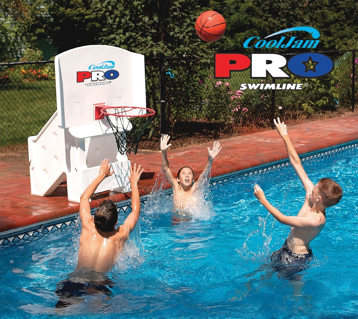 Best Basketball Hoops for the Swimming Pool