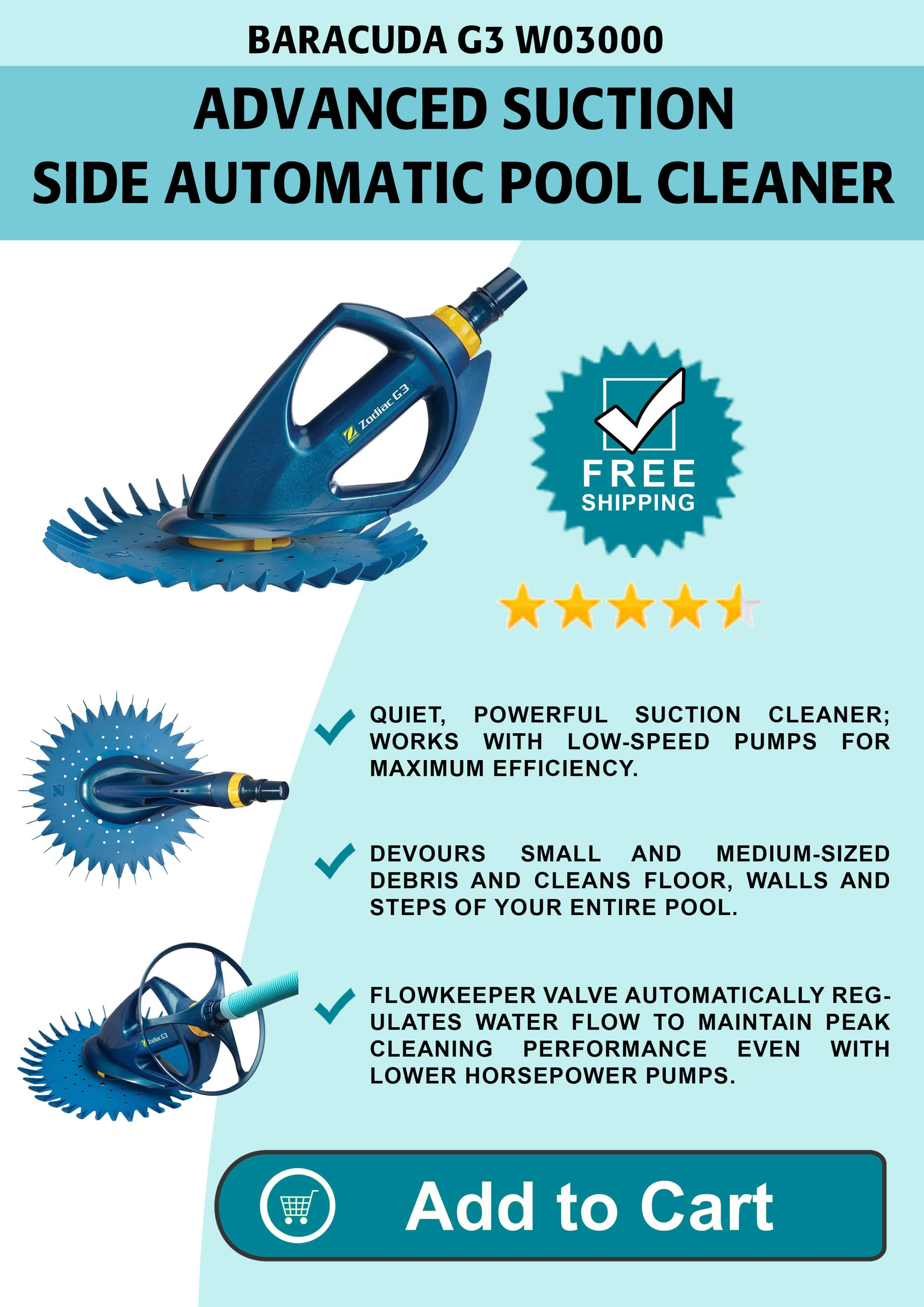 Best Pool Cleaner