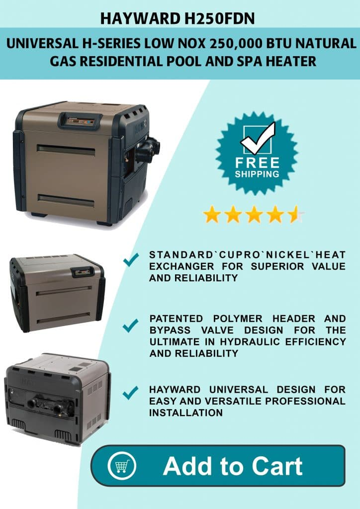 Best Pool Heater Reviews Buying Guide 2018