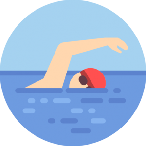 Swimming Olympic Game