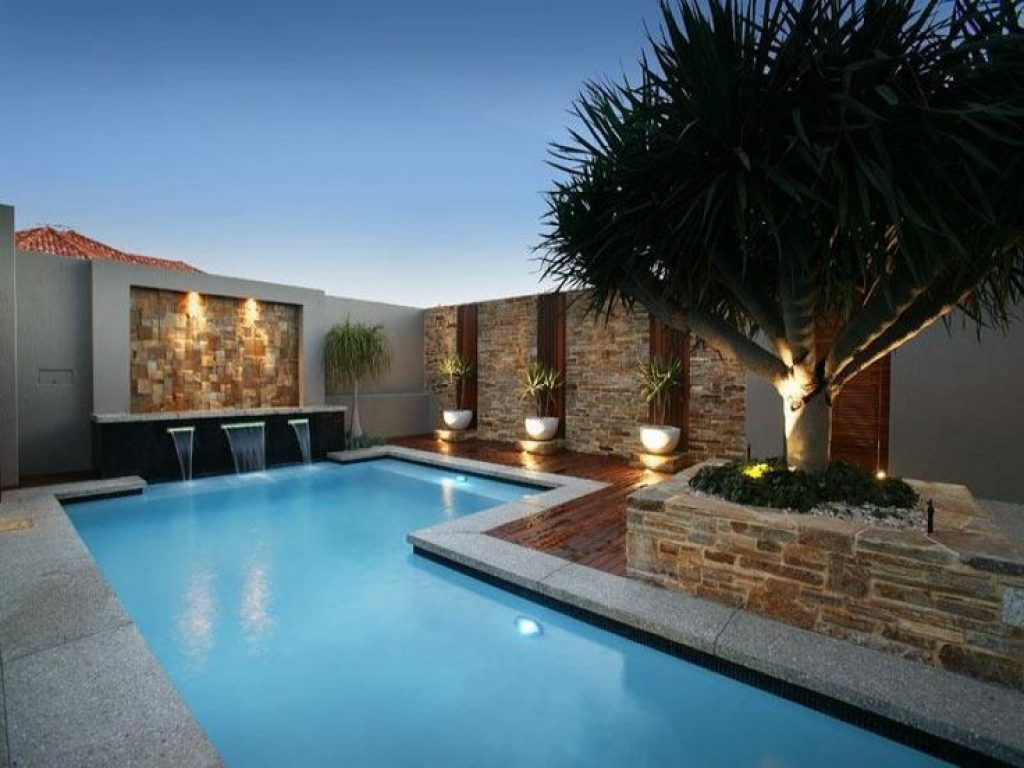 Swimming Pool side Design
