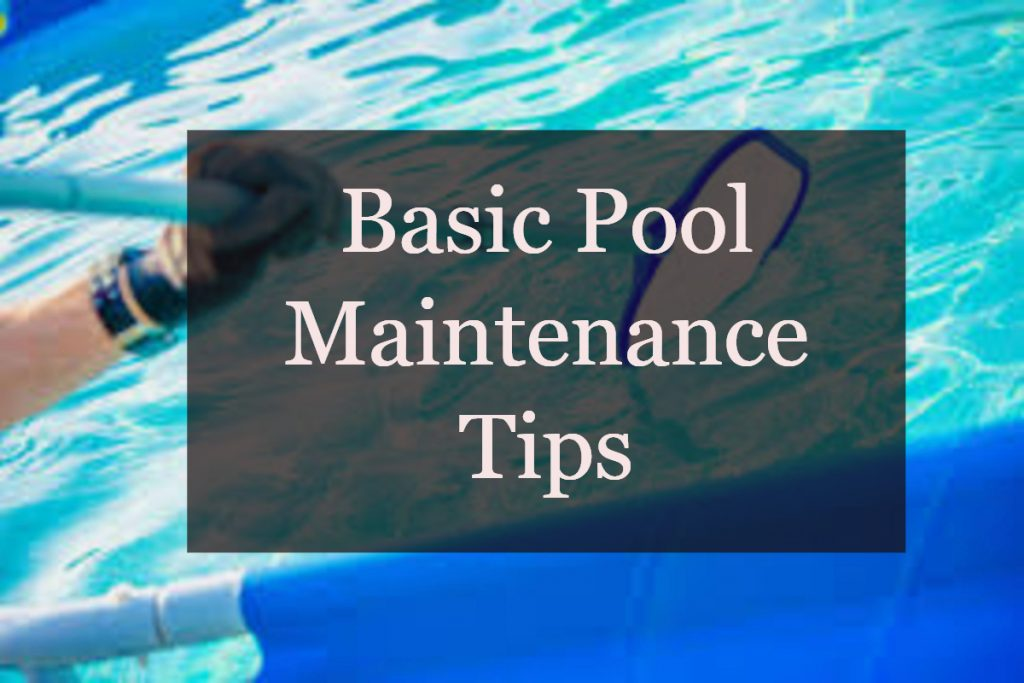 10 Pool Maintenance Tips Infographic