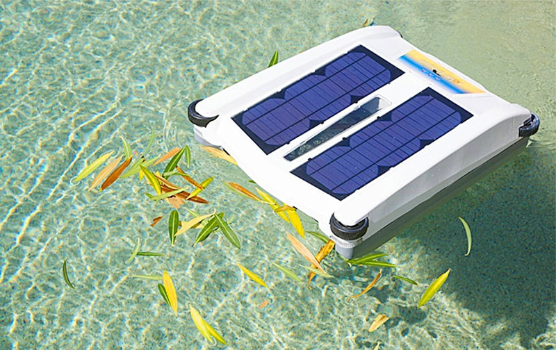 solar pool cleaner