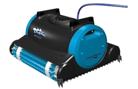DOLPHIN 99996323 SELF CONTAINED POOL VACUUM