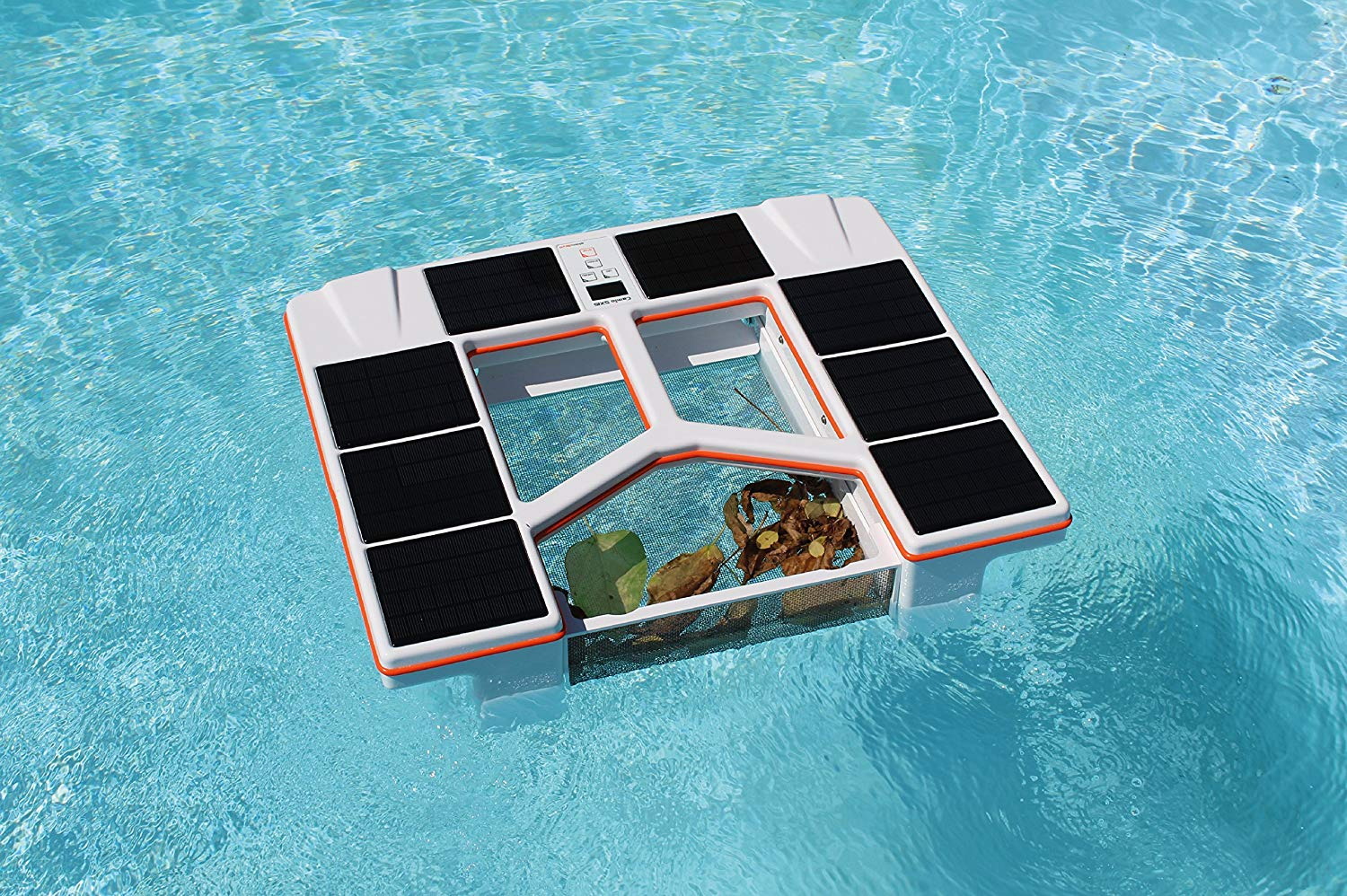 Robotic Pool Surface Cleaner