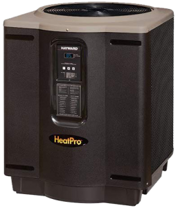 electric in ground pool heaters