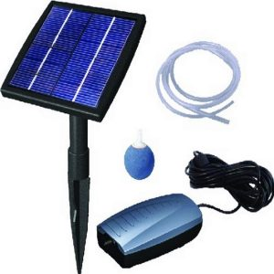 Beckett Corporation SAP1.5 Kit Beckett Solar Air Pump, Boost O2 in Water