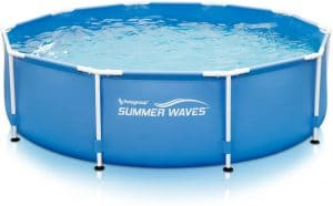 summer escape 10x30 metal frame pool