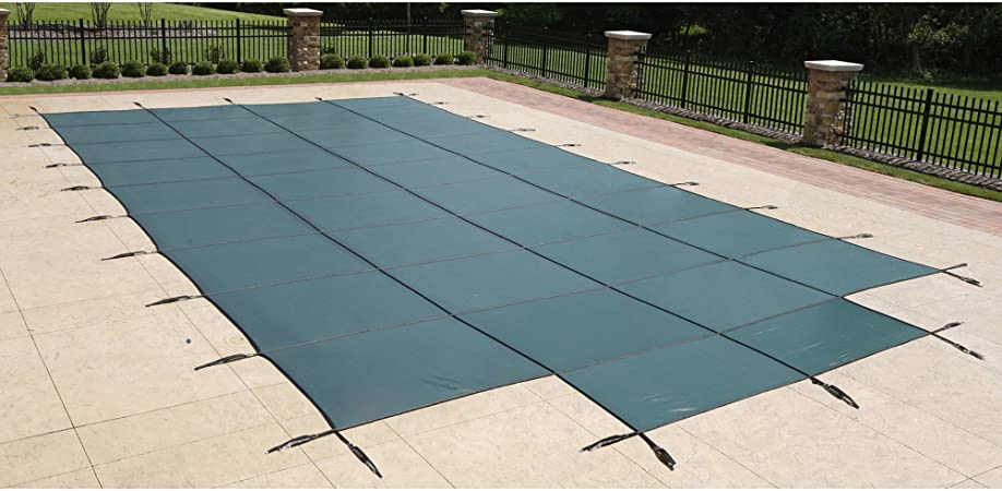 how to keep pool tarp from sagging