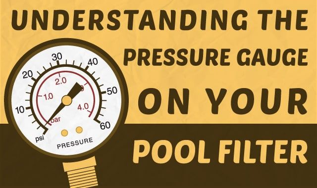 What Should The Pool Filter Pressure Gauge Read?