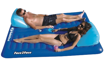 best pool floats for overweight adults