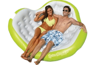 pool float for heavy person