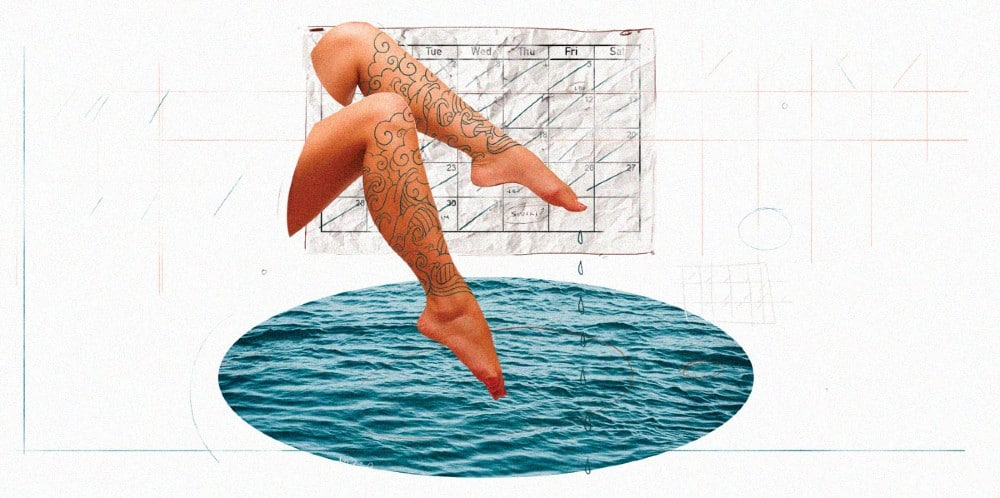 how long after a tattoo can you swim in chlorine