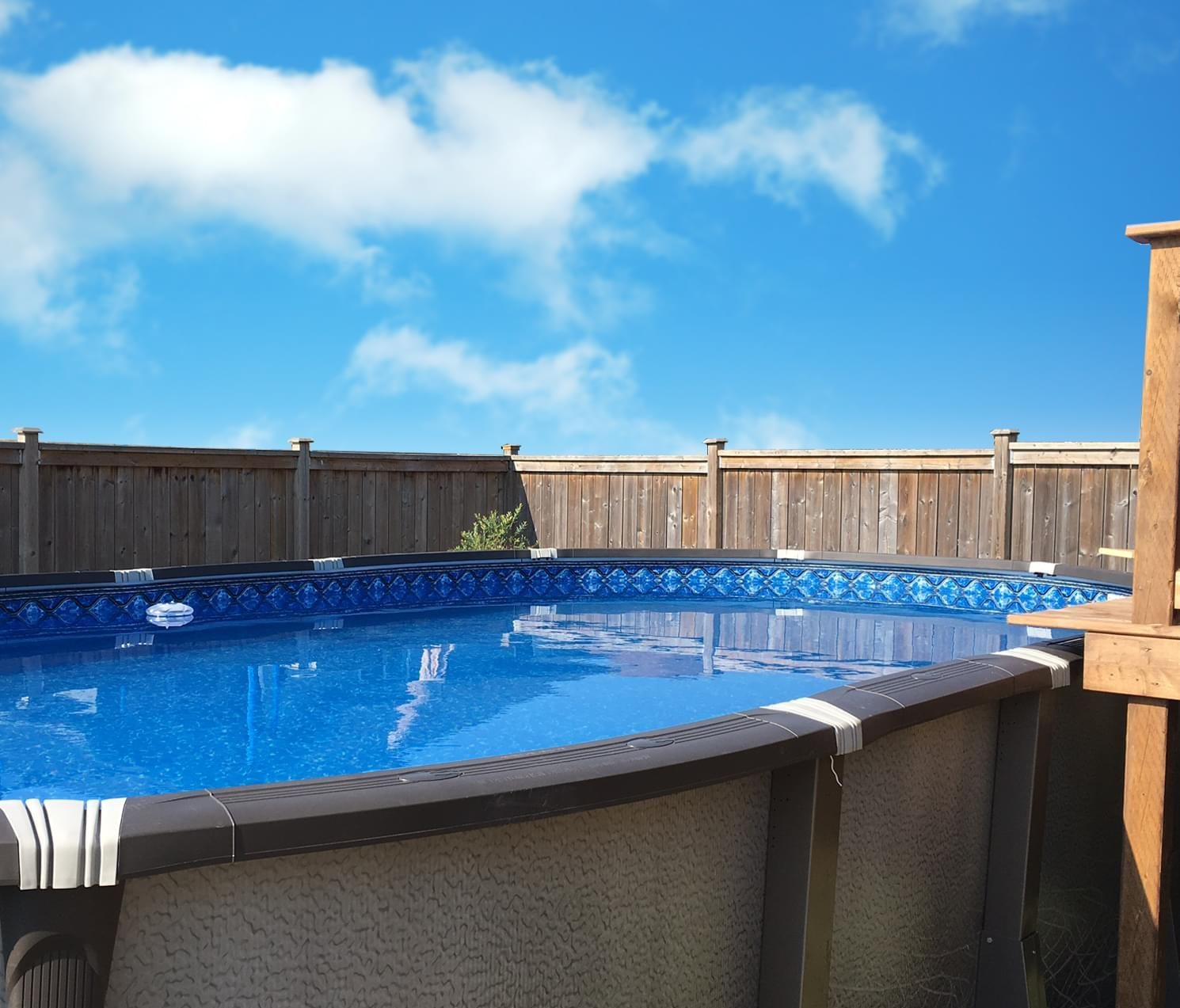 How To Install An Intex Above Ground Pool