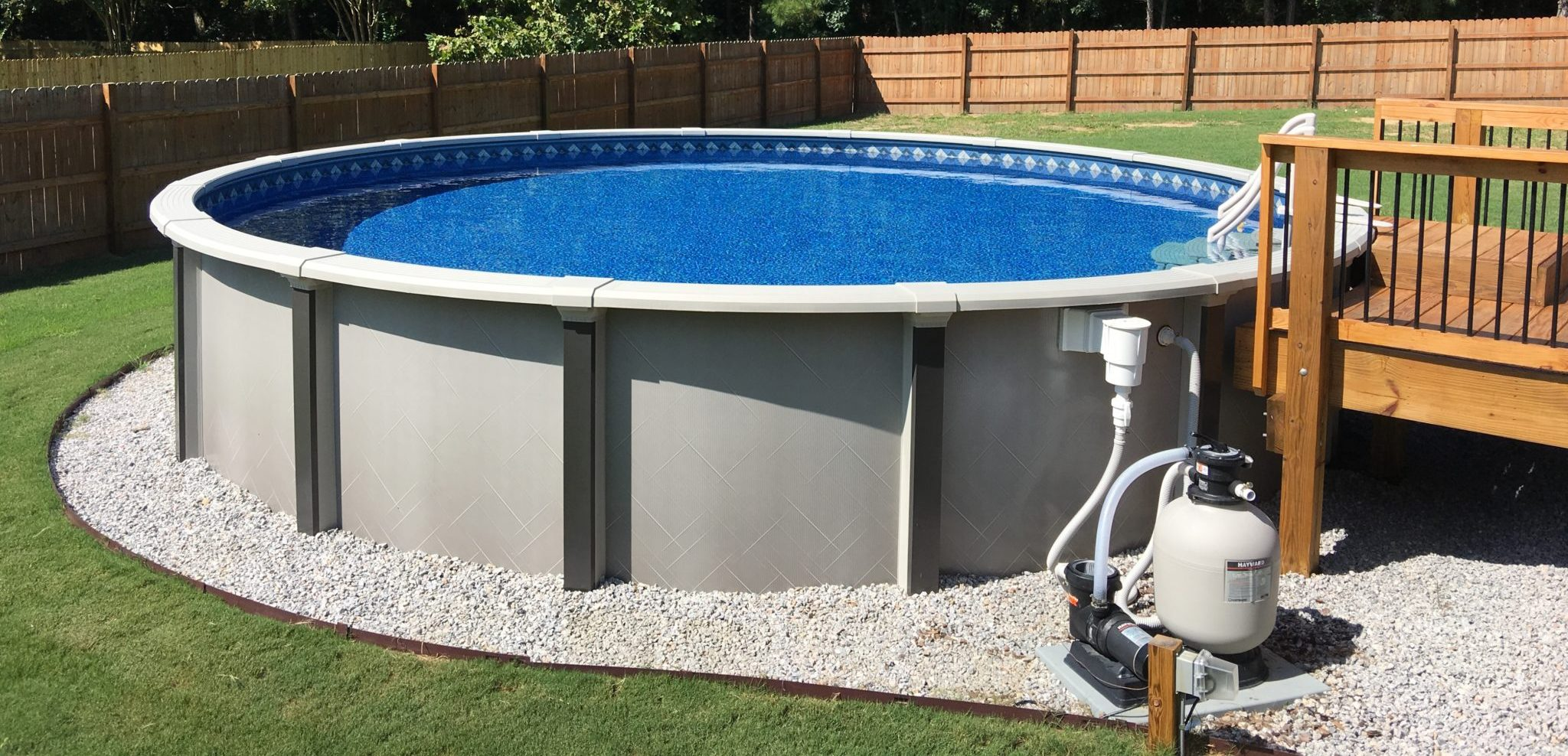 Install Above Ground Pool