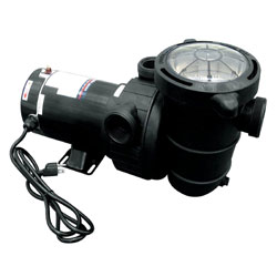 dual speed pool pump
