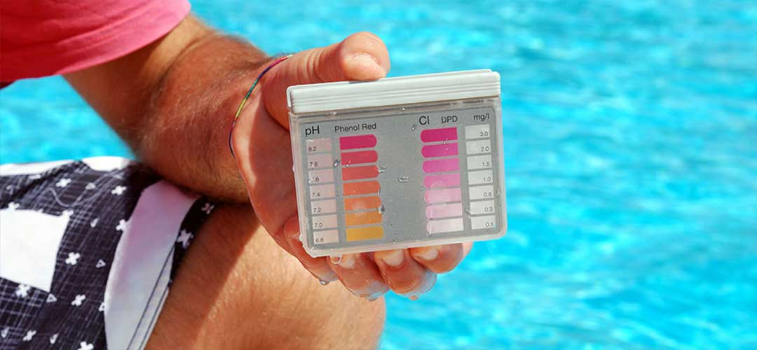 how to reduce chlorine in swimming pool