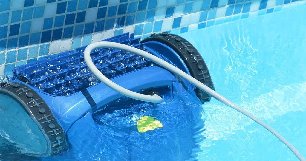 Your pool's regular maintenance will not be complete without plenty of skimming and scrubbing. Skimming is the most common and regularly done maintenance for your pool. It refers to removing leaves and other types of debris off to the surface of the pool.