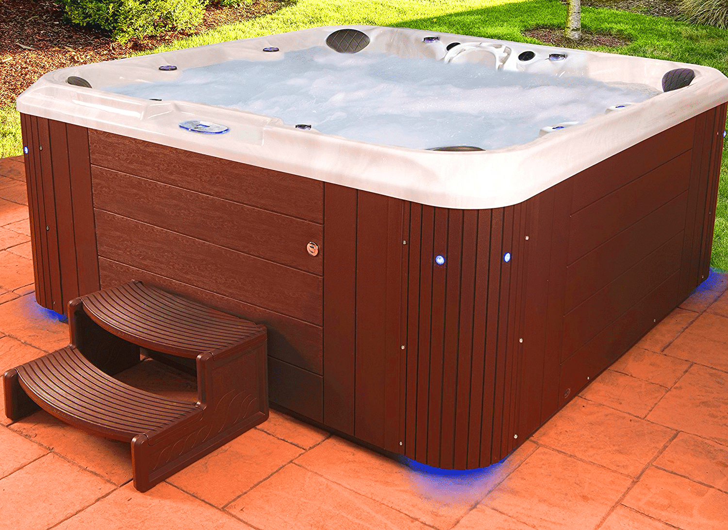 best place to buy a hot tub