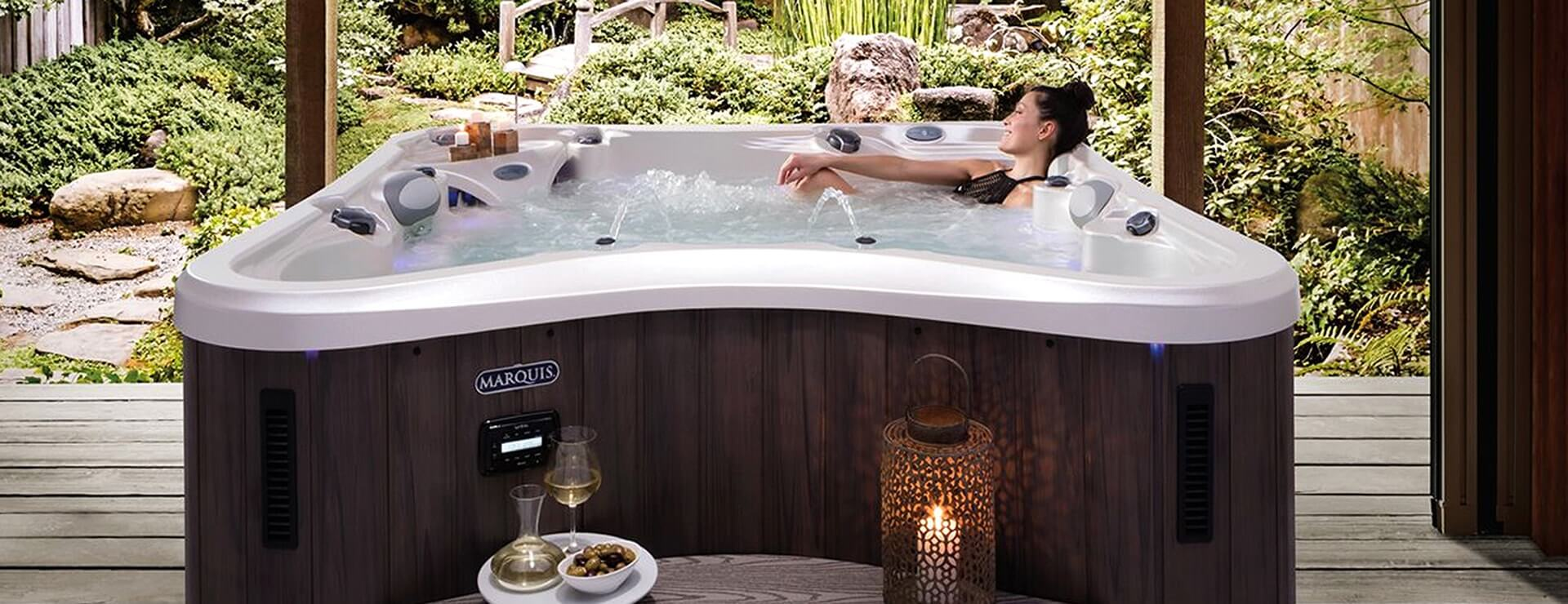 hot tub retail