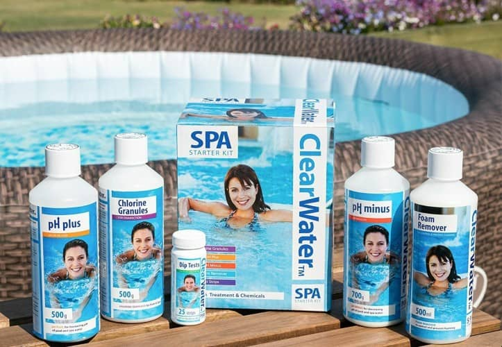 best hot tub chemicals to use