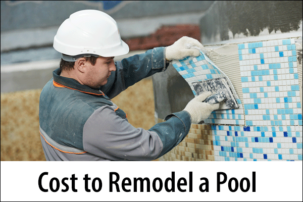 how much does pool resurfacing cost