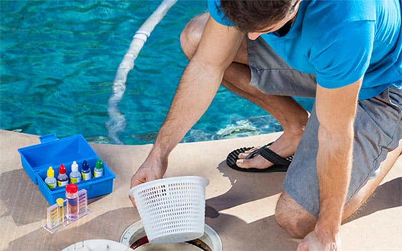 Chemicals Needed for Pool Start-Up