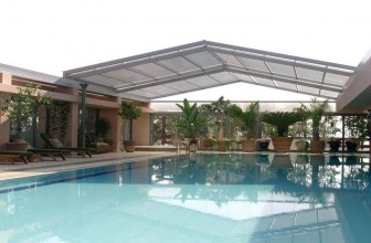 Superior Quality Swimming Pool Roofing