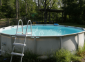 What To Put Under Above Ground Pool