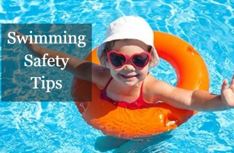 Swimming Safety Tips [Infographic]